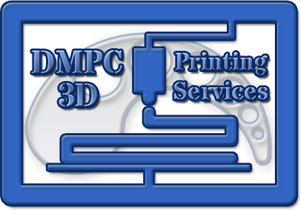 Custom 3d Printing Services - DMPC 3D Printing Service