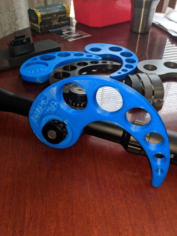 Hawke Sidwinder Custom Comma Wheel