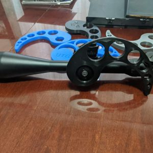 Hawke Airmax Custom Comma Wheel